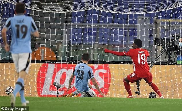 Chelsea thắng nhờ siêu phẩm, Bayern 'hủy diệt' Lazio - ảnh 6