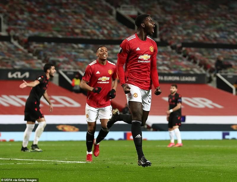 MU hòa tại Old Trafford, Aubameyang cứu Arsenal - ảnh 3