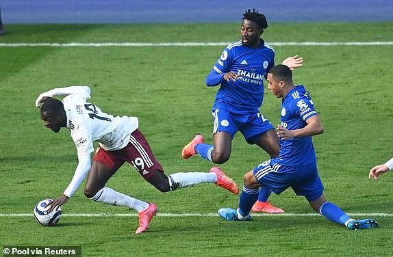 Arsenal ngược dòng đánh bại Leicester City - ảnh 2