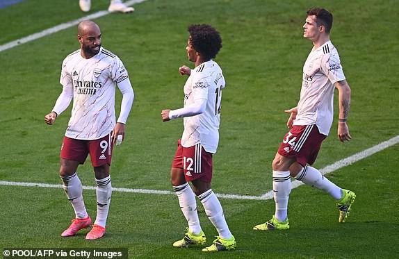 Arsenal ngược dòng đánh bại Leicester City - ảnh 5
