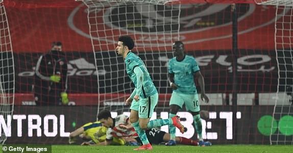 Đánh bại đội bét bảng, Liverpool trở lại cuộc đua Top 4 - ảnh 3