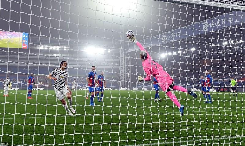 Để Crystal Palace cầm chân, MU từ bỏ giấc mơ vô địch - ảnh 1