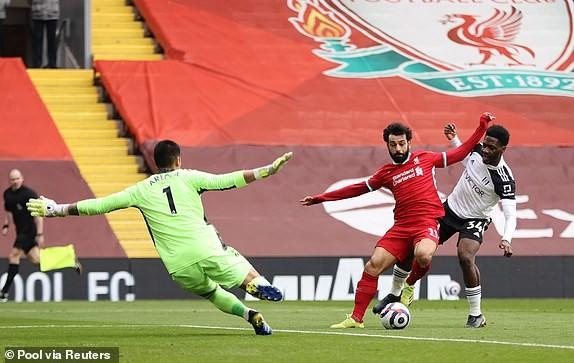 Liverpool lại thua sốc ở Anfield - ảnh 1