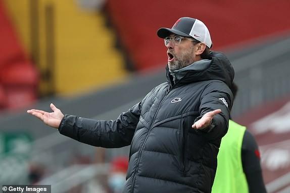 Liverpool lại thua sốc ở Anfield - ảnh 5