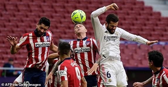 Derby Madrid chia điểm, cuộc đua vô địch La Liga hấp dẫn - ảnh 2