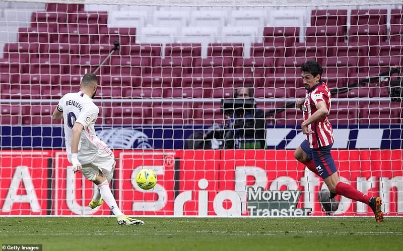 Derby Madrid chia điểm, cuộc đua vô địch La Liga hấp dẫn - ảnh 4