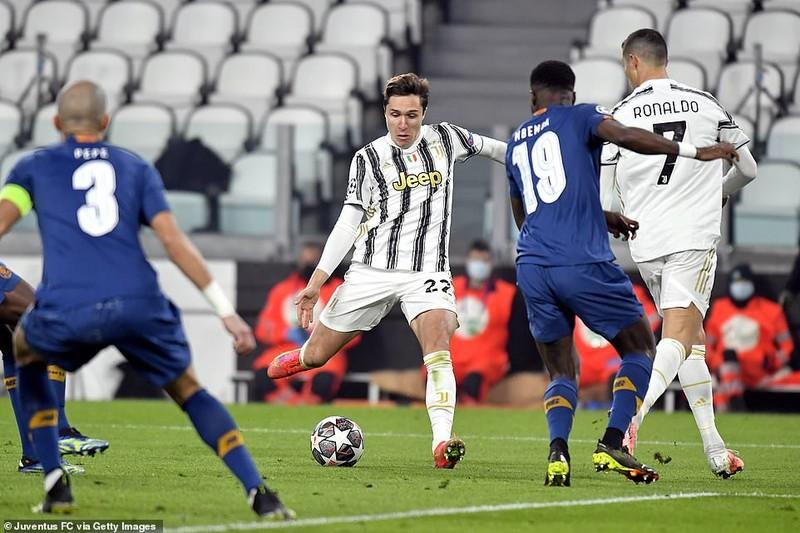 Juventus chia tay Champions League vì luật bàn thắng sân khách - ảnh 2