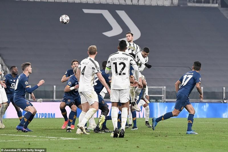 Juventus chia tay Champions League vì luật bàn thắng sân khách - ảnh 4