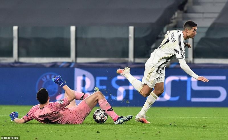 Juventus chia tay Champions League vì luật bàn thắng sân khách - ảnh 5