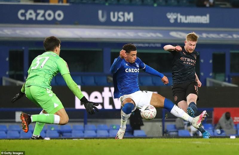 10 phút kịch tính giúp Man. City giành vé vào bán kết FA Cup - ảnh 5