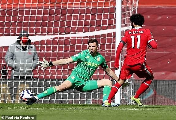 Hậu vệ lập công cuối trận, Liverpool lọt vào Top 4 - ảnh 1