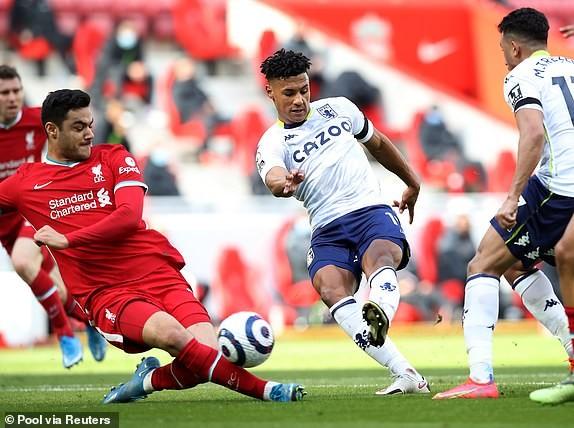 Hậu vệ lập công cuối trận, Liverpool lọt vào Top 4 - ảnh 2