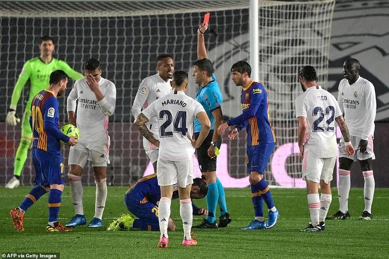 Thắng kịch tính trận siêu kinh điển, Real Madrid lên đầu bảng - ảnh 5