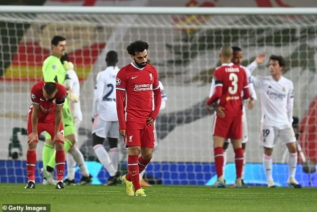Klopp nói gì khi Liverpool bị loại khỏi Champions League? - ảnh 1