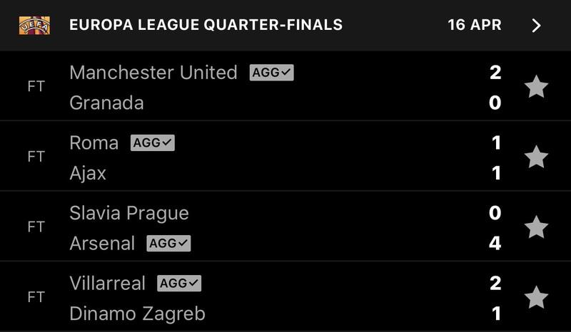 MU, Arsenal cùng thắng vào bán kết Europa League - ảnh 5