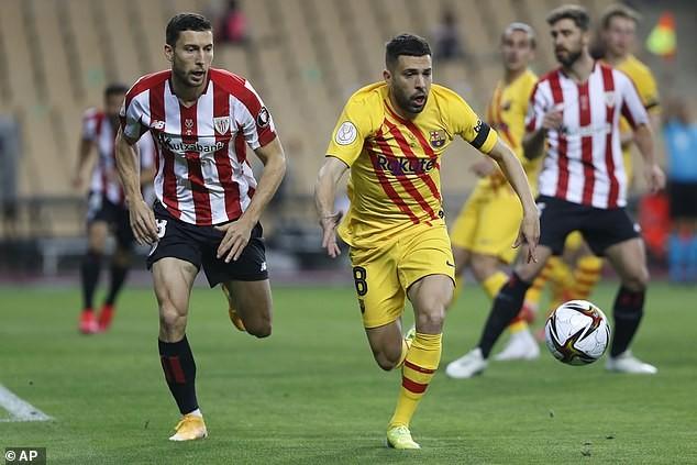 Bùng nổ hiệp hai, Barcelona vô địch cúp nhà vua lần thứ 31 - ảnh 1