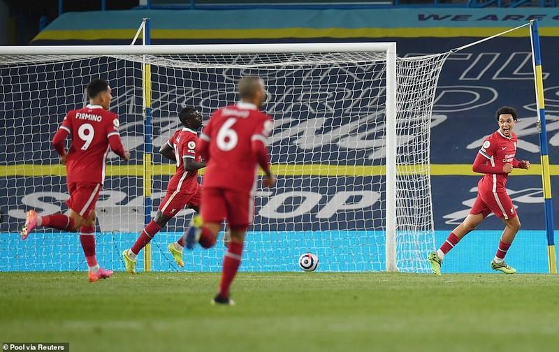 Chia điểm cuối trận, Liverpool hụt hơi đua Top 4 - ảnh 1