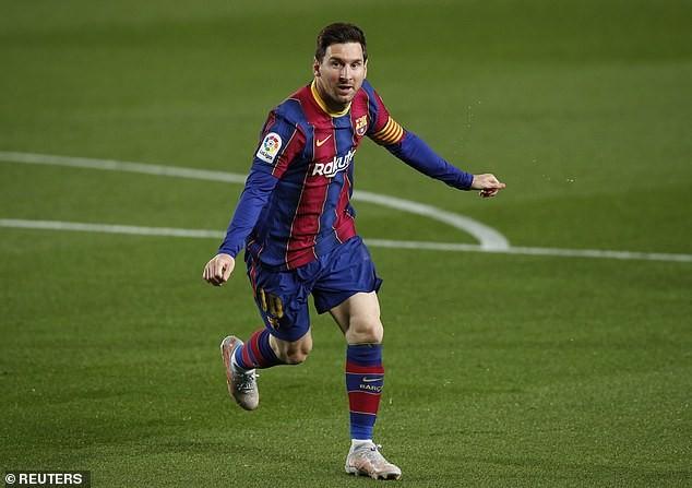 Messi bùng nổ, Barcelona thắng đậm Getafe - ảnh 3