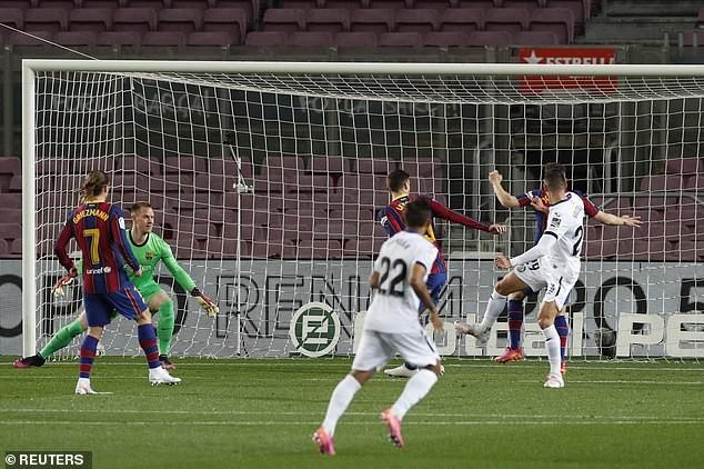 Messi bùng nổ, Barcelona thắng đậm Getafe - ảnh 2