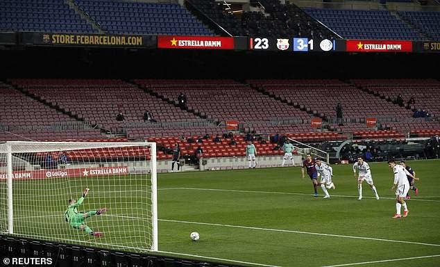 Messi bùng nổ, Barcelona thắng đậm Getafe - ảnh 4