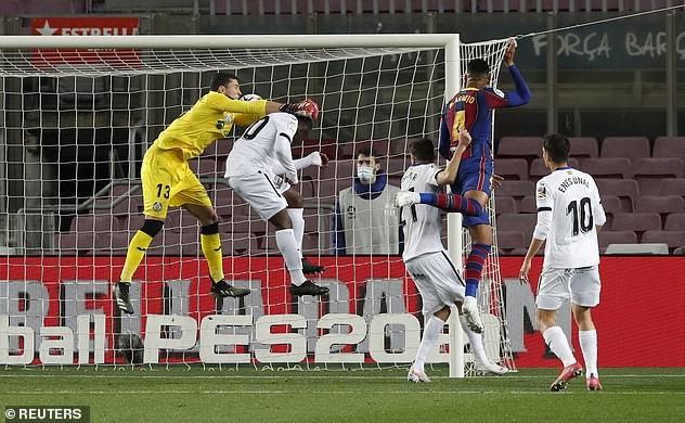 Messi bùng nổ, Barcelona thắng đậm Getafe - ảnh 5