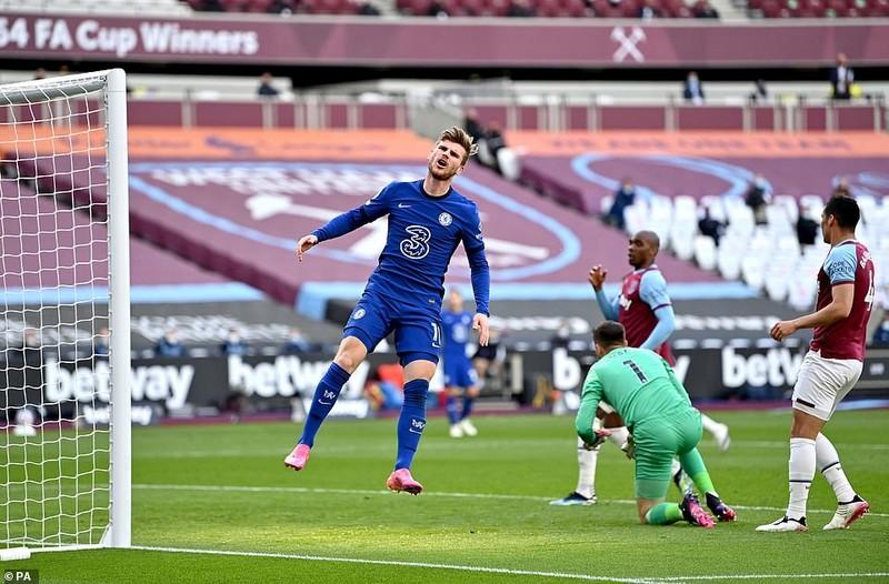Bàn thắng duy nhất giúp Chelsea giữ vững vị trí thứ tư - ảnh 3
