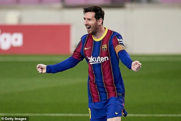 Thua sốc Granada, Barcelona mất cơ hội lên ngôi đầu La Liga - ảnh 1