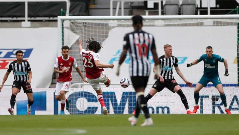 Đánh bại Newcastle, Arsenal tìm lại cảm giác chiến thắng - ảnh 1
