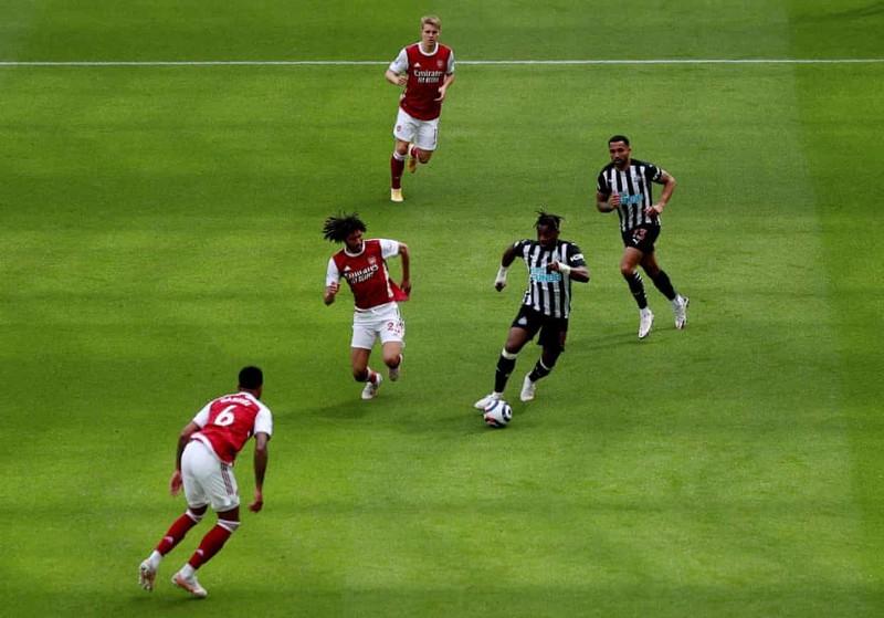 Đánh bại Newcastle, Arsenal tìm lại cảm giác chiến thắng - ảnh 2