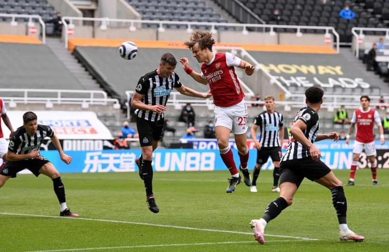 Đánh bại Newcastle, Arsenal tìm lại cảm giác chiến thắng - ảnh 3