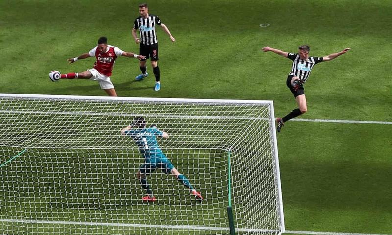 Đánh bại Newcastle, Arsenal tìm lại cảm giác chiến thắng - ảnh 4