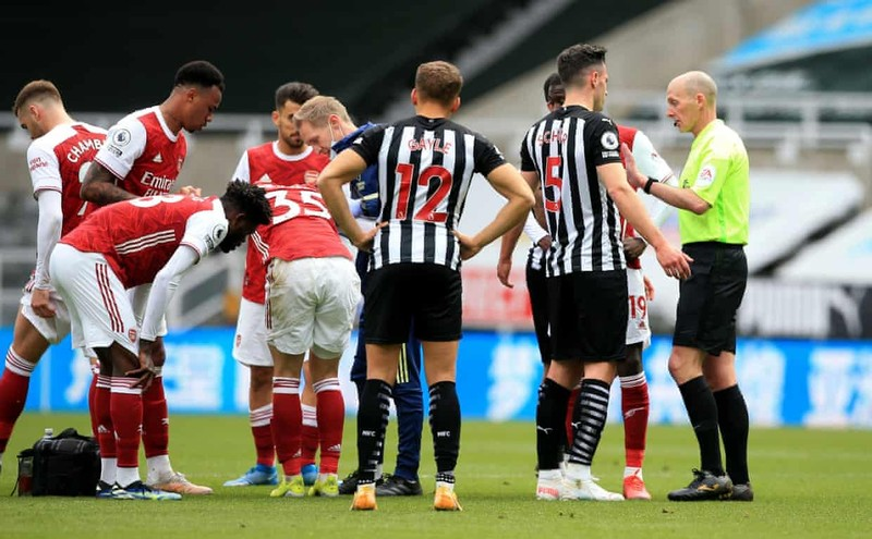 Đánh bại Newcastle, Arsenal tìm lại cảm giác chiến thắng - ảnh 5