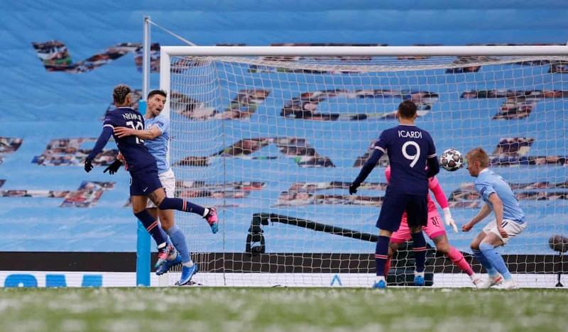 Man. City lần đầu vào chơi chung kết Champions League - ảnh 1