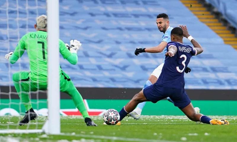 Man. City lần đầu vào chơi chung kết Champions League - ảnh 2