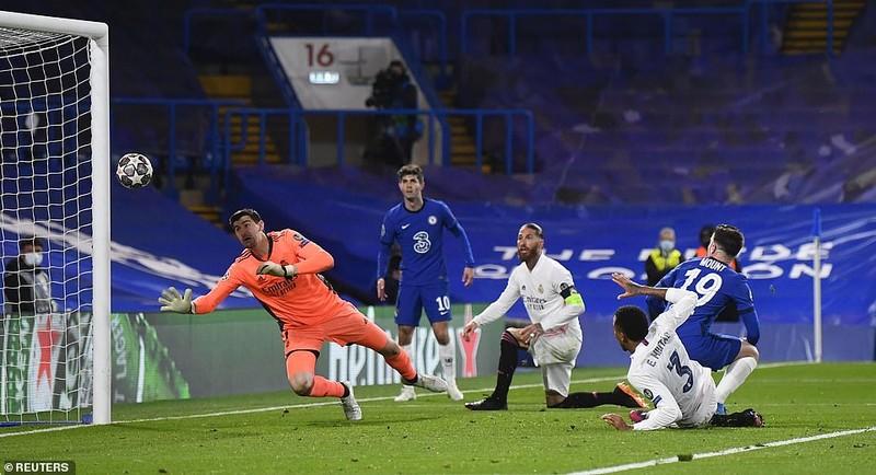 Hạ Real, Chelsea hẹn Man. City ở chung kết Champions League  - ảnh 5