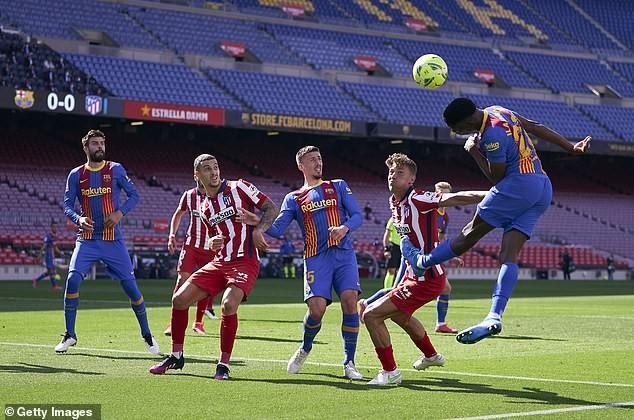 Barcelona-Atletico Madrid hoà, Real Madrid có tận dụng cơ hội? - ảnh 2