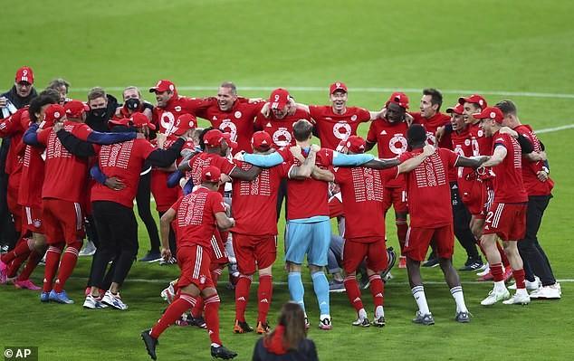 Bayern Munich vô địch Bundesliga sớm 2 vòng đấu  - ảnh 3