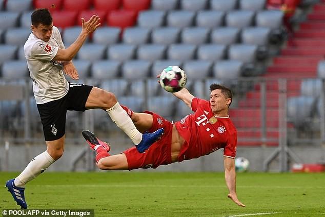Bayern Munich vô địch Bundesliga sớm 2 vòng đấu  - ảnh 1