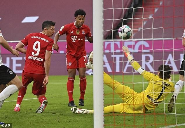 Bayern Munich vô địch Bundesliga sớm 2 vòng đấu  - ảnh 2