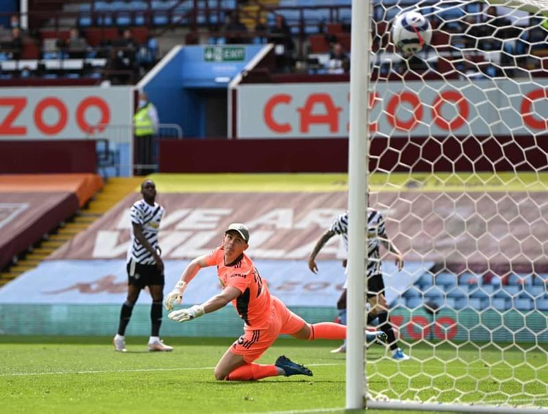 Bùng nổ hiệp hai, MU ngược dòng đánh bại Aston Villa - ảnh 1