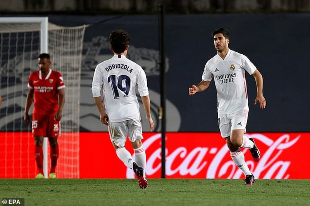 Thoát thua phút bù giờ, Real Madrid mất cơ hội lên đầu bảng - ảnh 1