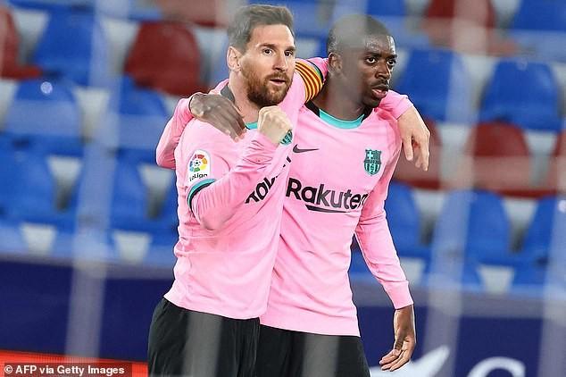 Barcelona đánh rơi điểm, Koeman thừa nhận khó vô địch La Liga - ảnh 1