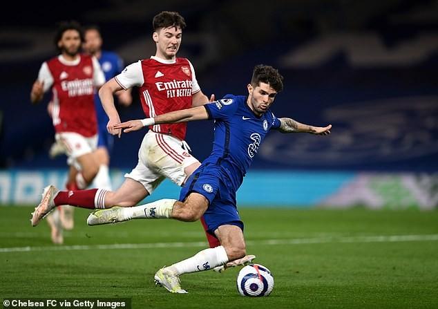 Chelsea trắng tay trước Arsenal ngay trên sân Stamford Bridge - ảnh 2