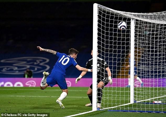 Chelsea trắng tay trước Arsenal ngay trên sân Stamford Bridge - ảnh 3