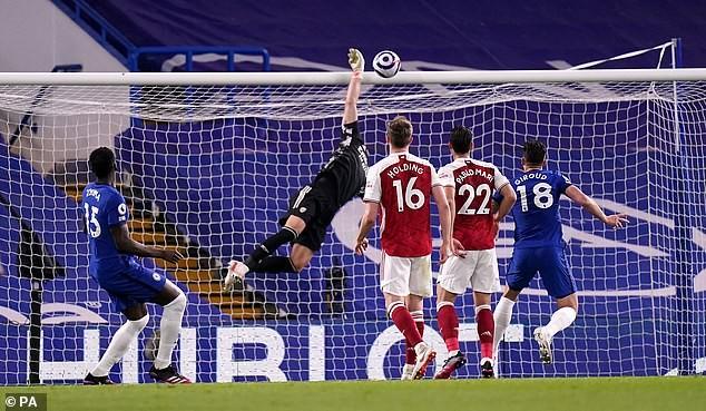 Chelsea trắng tay trước Arsenal ngay trên sân Stamford Bridge - ảnh 4