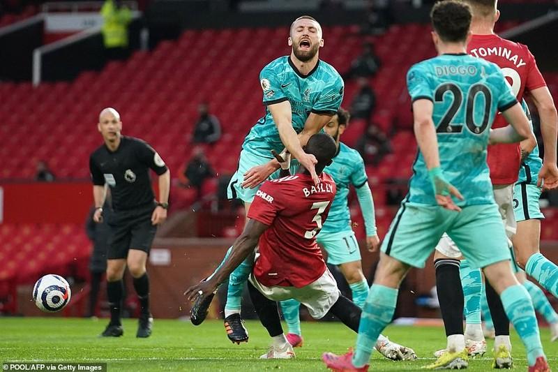 Hạ gục MU tại Old Trafford, Liverpool áp sát Top 4 - ảnh 2