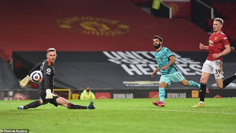 Hạ gục MU tại Old Trafford, Liverpool áp sát Top 4 - ảnh 7
