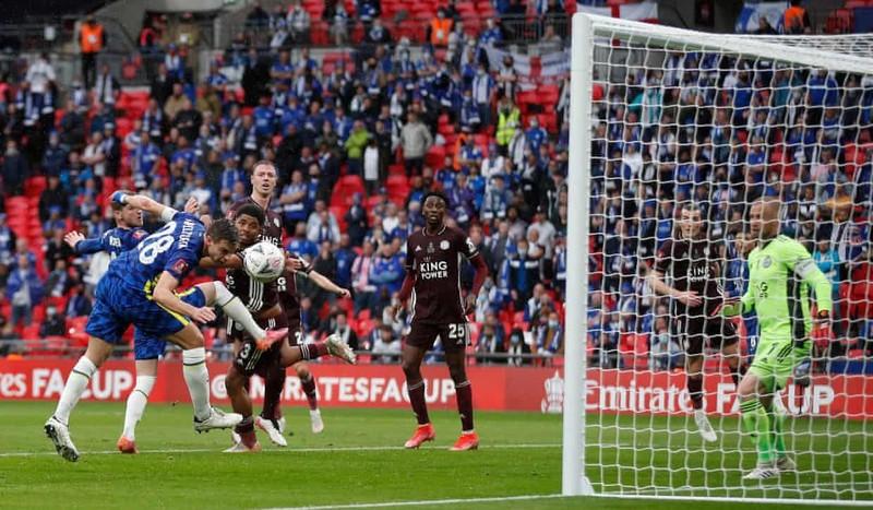 VAR cứu thua, Leicester City hạ Chelsea vô địch FA Cup - ảnh 2