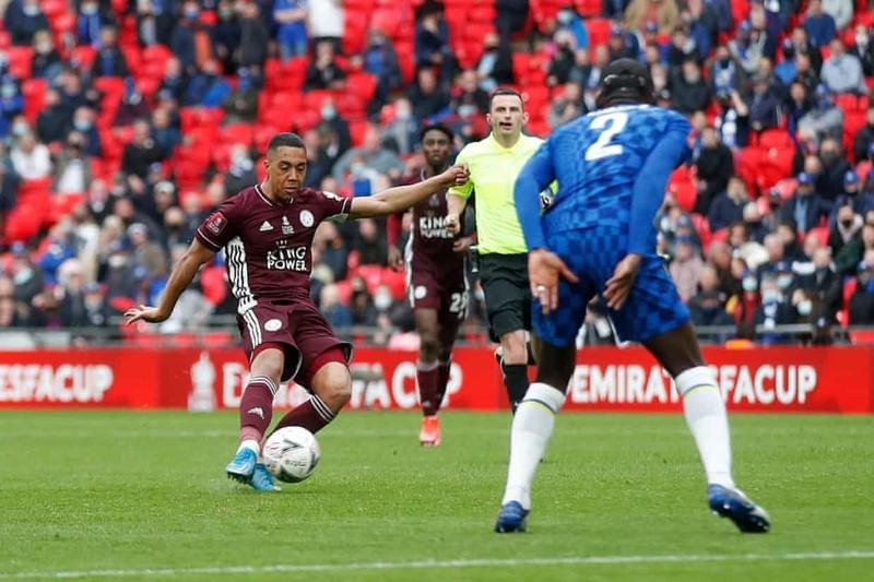 VAR cứu thua, Leicester City hạ Chelsea vô địch FA Cup - ảnh 3