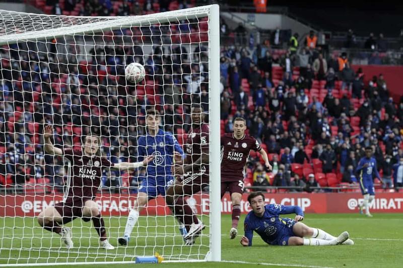 VAR cứu thua, Leicester City hạ Chelsea vô địch FA Cup - ảnh 5